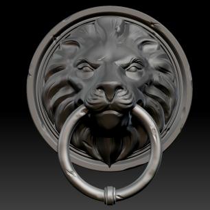 lion_head_door_knocker